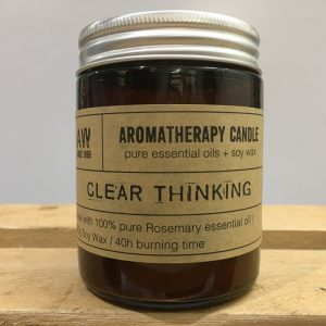 Ancient Wisdom Clear Thinking Candle