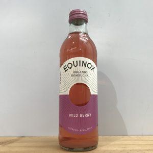 Equinox Kombucha Wild Berry- 275ml