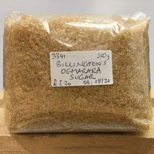 Zeds Demarara Sugar Billington's