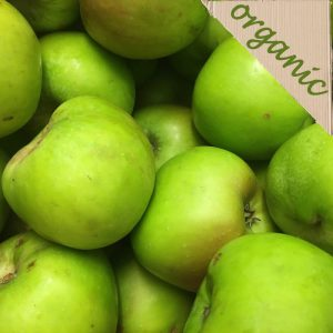 Zeds Organic Bramley Cooking Apples-1 Piece