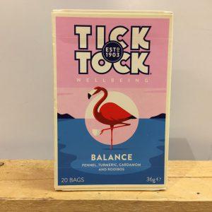 Tick Tock Balance Tea – 20 Bags