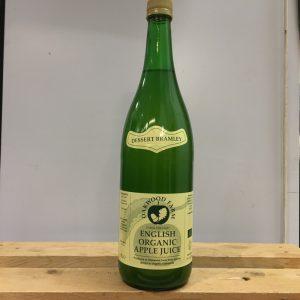 Oakwood Organic Apple Juice (Dessert Bramley)