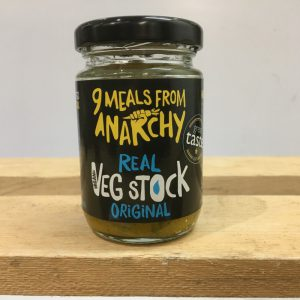 Nine Meals From Anarchy Veg Stock Original – 105g