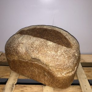 The Welbeck Wholemeal Tin Farmhouse Loaf