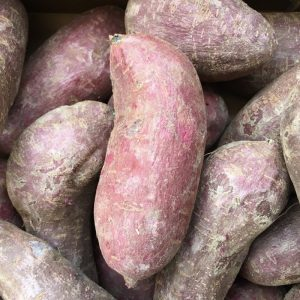 Zeds Purple Sweet Potato (UK) ~ 600g