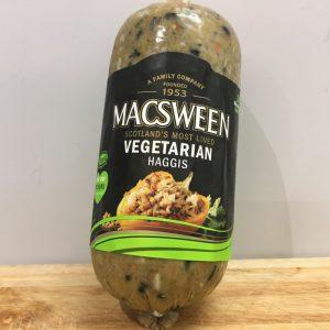 Macsween Vegetarian Large Haggis – 400g