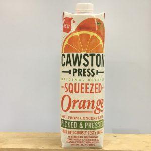 Cawston Press Squeezed Orange – 1l