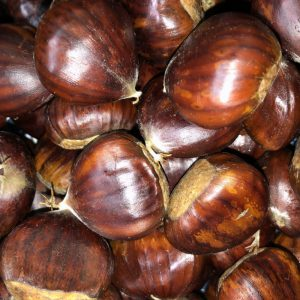 Zeds Raw Chestnuts- 333g