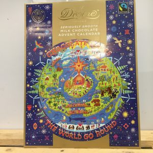 Divine Advent Calendar-Milk Chocolate