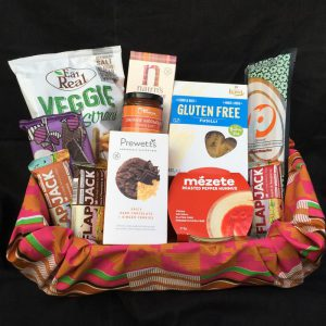 Zeds '100% Gluten Free' Gift Hamper – £30