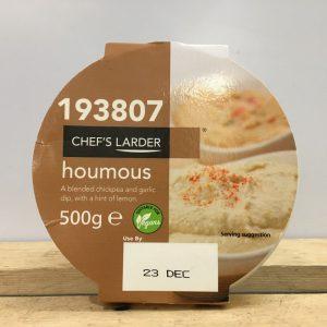 Chef's Larder Houmous-500g