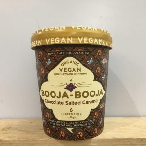 Booja Booja Chocolate Salted Caramel Ice Cream-500ml