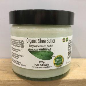 Organic Shea Butter – 220g