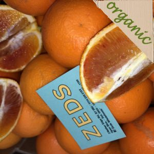 Zeds Organic  Blood Oranges- Each