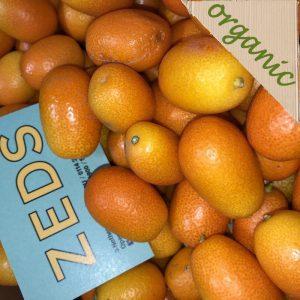 Zeds Organic Kumquat-portion of 6