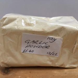 Zeds Garlic Powder – 100g