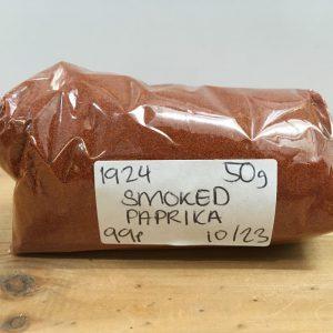 Zeds (Spain) Hot Smoked Paprika – 50g