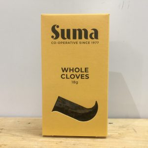 10% Off Suma Whole Cloves-18g