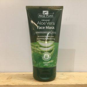10% Off Aloe Pura Organic Aloe Vera Face Mask