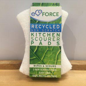 EcoForce Non Scratch Sponge – 3 Pack