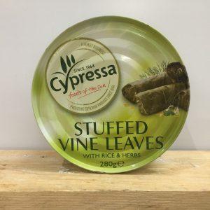 Cypressa Stuffed Vine Leaves – 280g