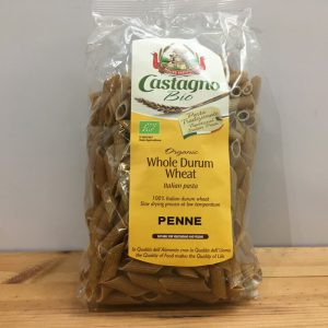 Castagno Wholewheat Penne – 500g