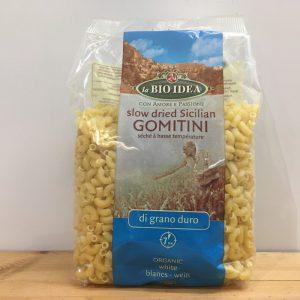 Organic Gomitini White Macaroni – 500g