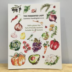 The Fermented Lady Recipe Book