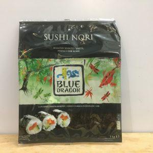 Blue Dragon Sushi Nori – 11g