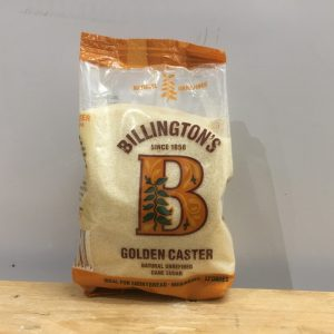Billington's Golden Caster Sugar – 250g