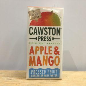 Cawston Press Apple & Mango Small Carton – 200ml