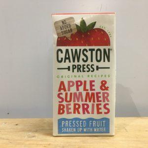 Cawston Press Summer Berries Small Carton – 200ml