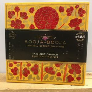 Booja Booja Hazelnut Truffles Artist Collection – 185g