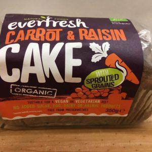 Everfresh Carrot Raisins Cake – 350g