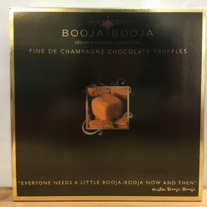Booja Booja Fine De Champagne Truffles – 138g