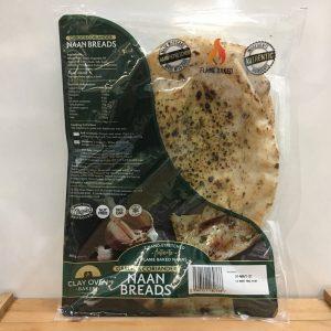 Zeds Garlic Coriander Naan – 2 Pack