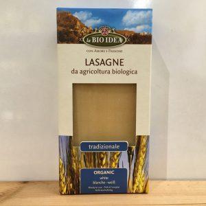 La Bio Idea White Lasagne – 250g