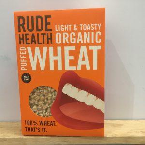 Rude Health Puffed Wheat-125g