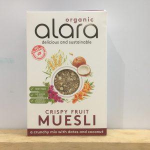 Alara Crispy Fruit Muesli – 650g
