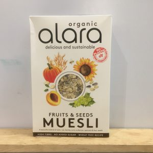 Alara Fruit & Seeds Muesli – 650g