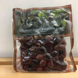Attis Kalamata Olives – 400g