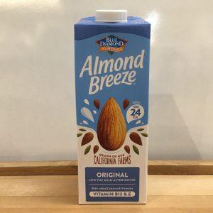 Blue Diamond Almond Sweetened Drink – 1l