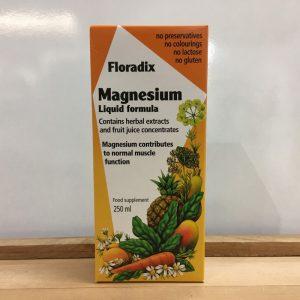 Floradix Magnesium Liquid – 250ml
