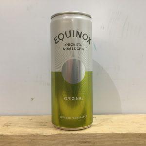 Equinox Organic Kombucha Original – 250ml