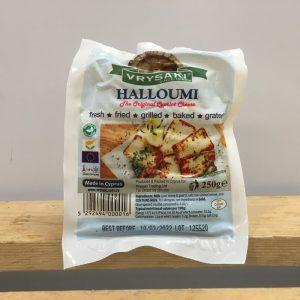 Vrysaki Halloumi Cheese – 250g