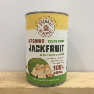 Coconut Merchant Organic Jackfruit – 400g