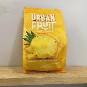 Urban Fruit Gently Baked Pineapple Snack – 100g