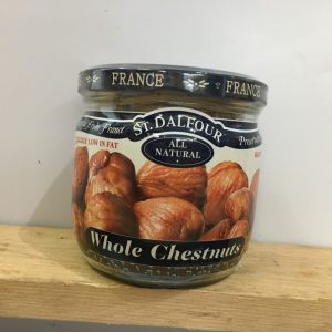 St Dalfour Whole Chestnuts – 200g