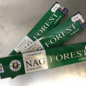 Golden Nag Forest Incense Sticks