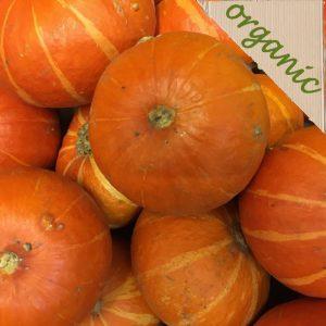 Zeds Organic Orange Kabocha Squash – each